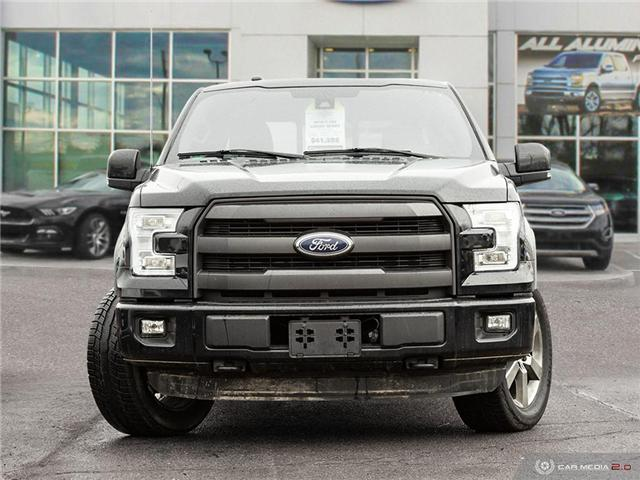 2016 Ford F-150 Lariat (Stk: A80116) in Hamilton - Image 2 of 27