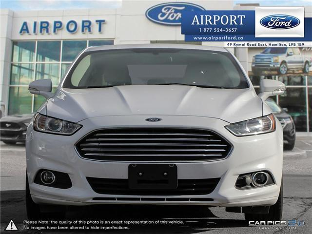 2016 Ford Fusion SE (Stk: A80874) in Hamilton - Image 2 of 26