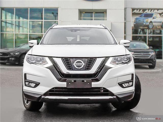 2017 Nissan Rogue SL Platinum (Stk: A80269) in Hamilton - Image 2 of 22