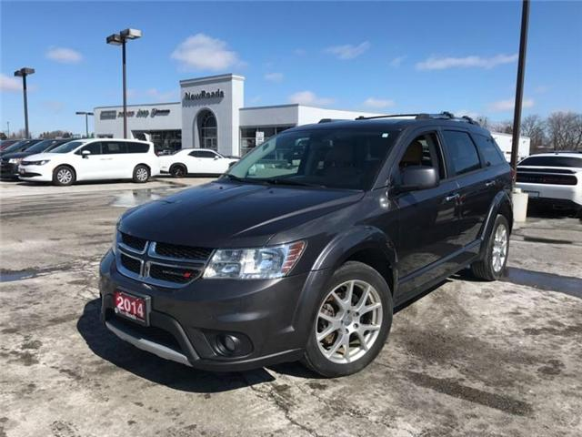 2014 Dodge Journey R/T (Stk: 23857X) in Newmarket - Image 1 of 17