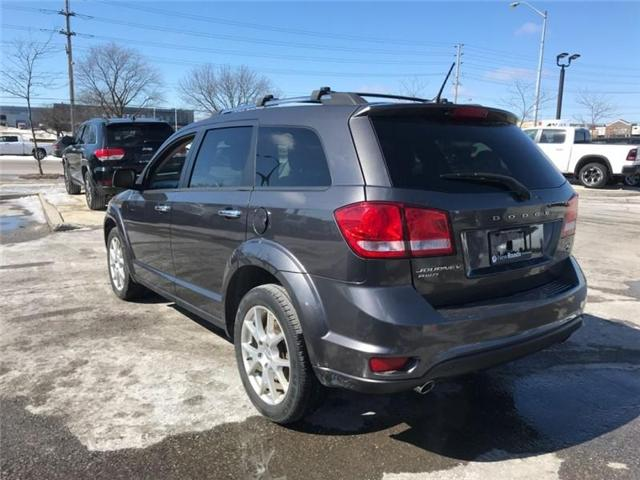 2014 Dodge Journey R/T (Stk: 23857X) in Newmarket - Image 3 of 17