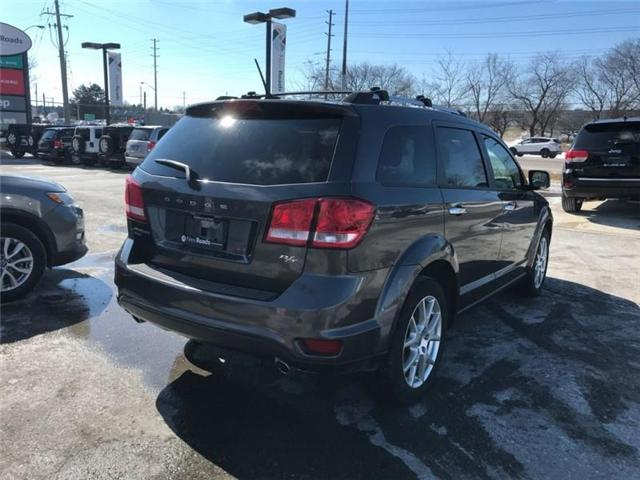 2014 Dodge Journey R/T (Stk: 23857X) in Newmarket - Image 5 of 17