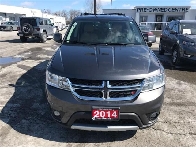 2014 Dodge Journey R/T (Stk: 23857X) in Newmarket - Image 6 of 17