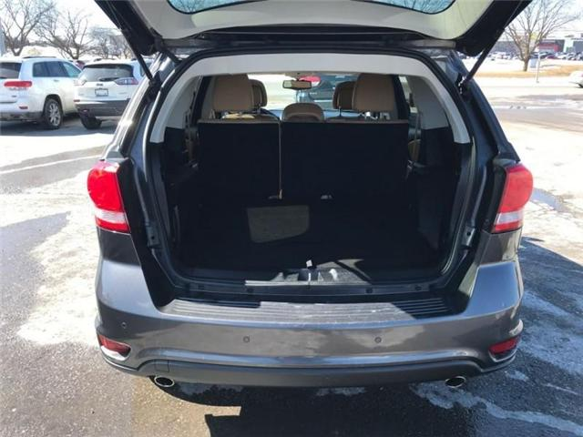 2014 Dodge Journey R/T (Stk: 23857X) in Newmarket - Image 8 of 17