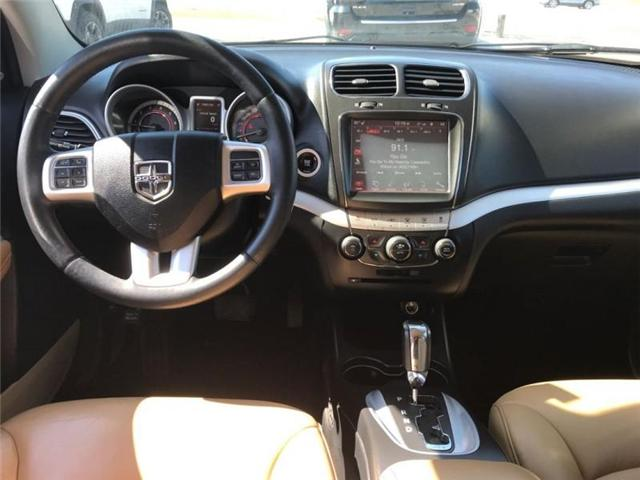 2014 Dodge Journey R/T (Stk: 23857X) in Newmarket - Image 10 of 17