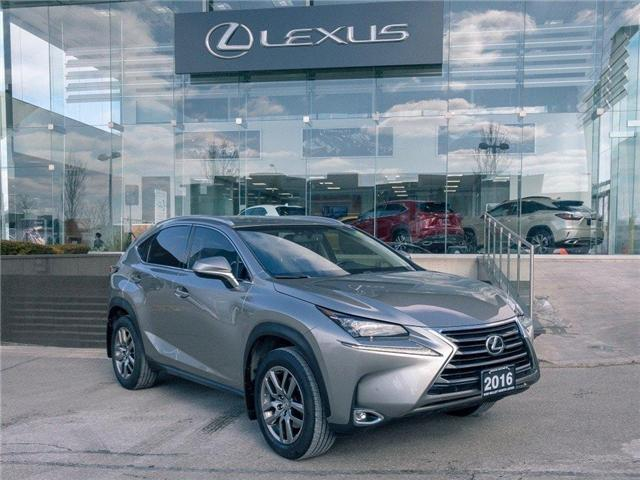 2016 Lexus NX 200t Base (Stk: 27607A) in Markham - Image 1 of 24