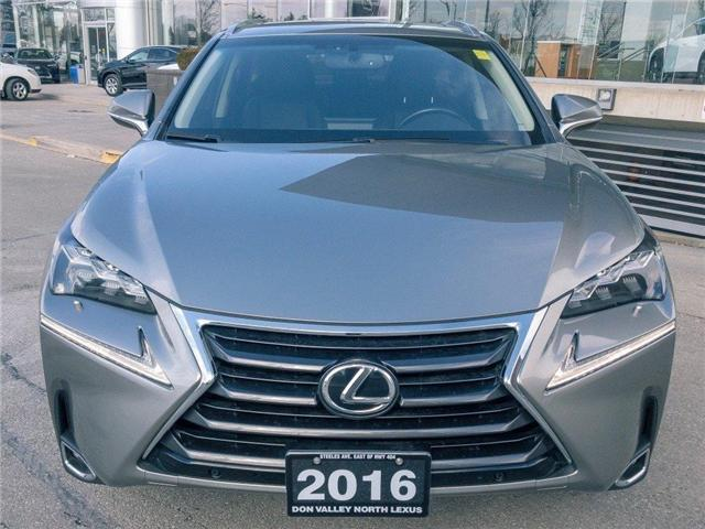 2016 Lexus NX 200t Base (Stk: 27607A) in Markham - Image 2 of 24