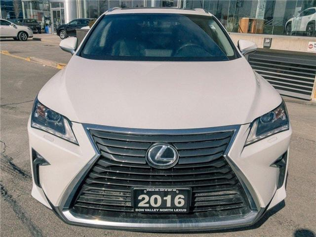 2016 Lexus RX 350 Base (Stk: 27616A) in Markham - Image 2 of 25