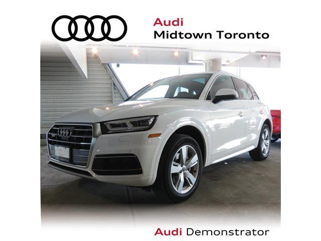 2019 Audi Q5 45 Tecknik (Stk: AU6095) in Toronto - Image 1 of 22