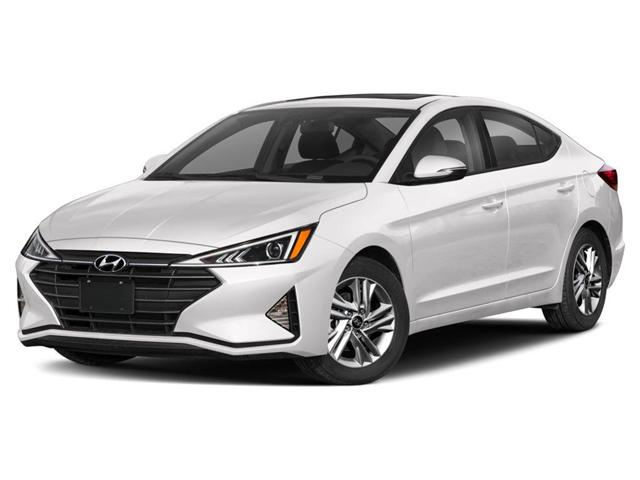 2019 Hyundai Elantra Preferred (Stk: KU854157) in Mississauga - Image 1 of 9
