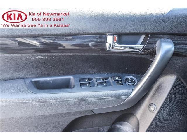 2011 Kia Sorento EX V6 (Stk: 190128A) in Newmarket - Image 7 of 19