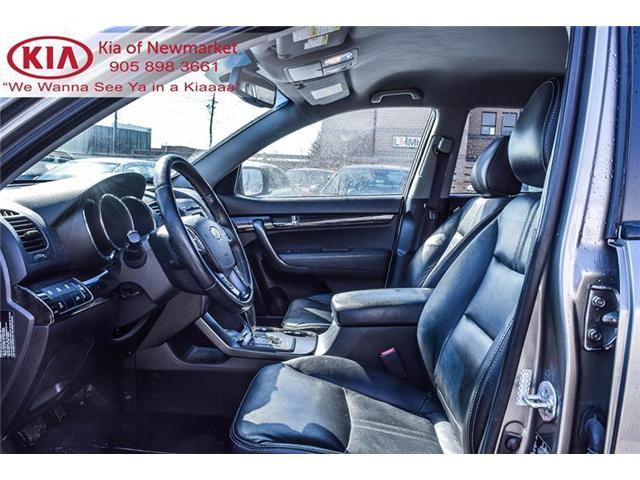 2011 Kia Sorento EX V6 (Stk: 190128A) in Newmarket - Image 10 of 19