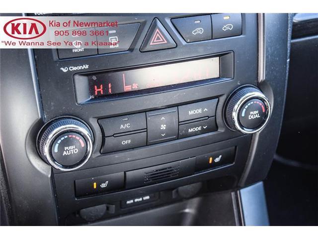 2011 Kia Sorento EX V6 (Stk: 190128A) in Newmarket - Image 16 of 19