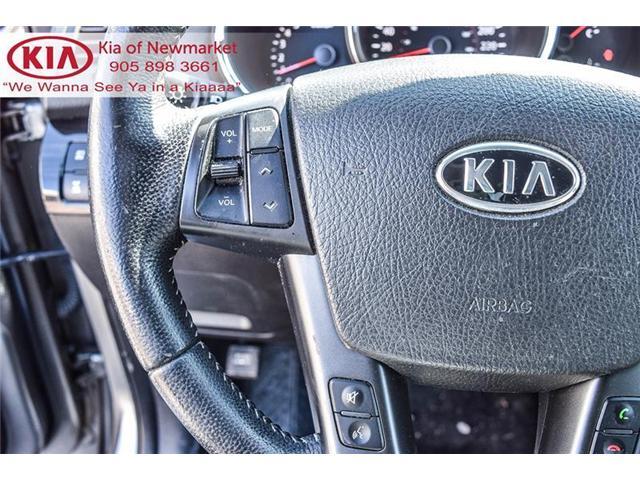 2011 Kia Sorento EX V6 (Stk: 190128A) in Newmarket - Image 17 of 19