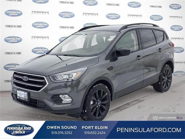 2019 Ford Escape SE (Stk: 19ES26) in Owen Sound - Image 1 of 24