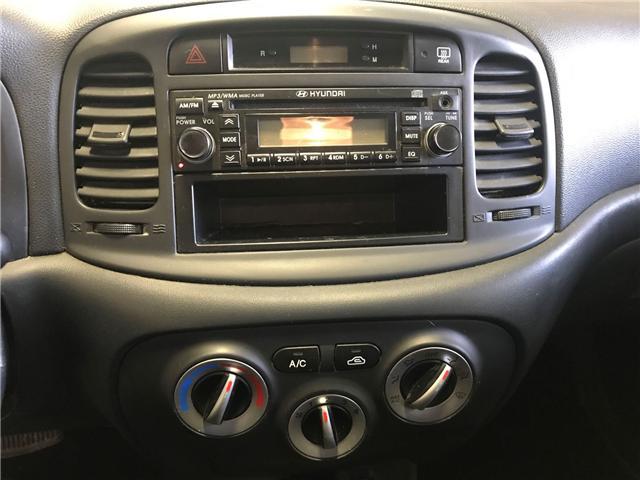2008 Hyundai Accent GL Sport (Stk: 1119) in Halifax - Image 14 of 17