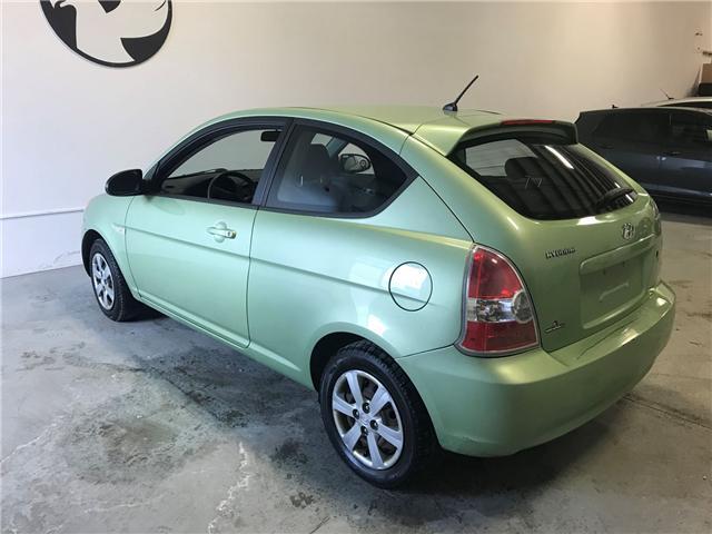 2008 Hyundai Accent GL Sport (Stk: 1119) in Halifax - Image 8 of 17