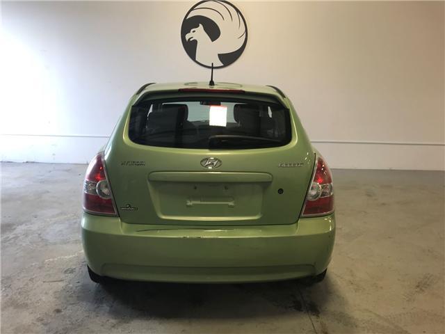 2008 Hyundai Accent GL Sport (Stk: 1119) in Halifax - Image 10 of 17