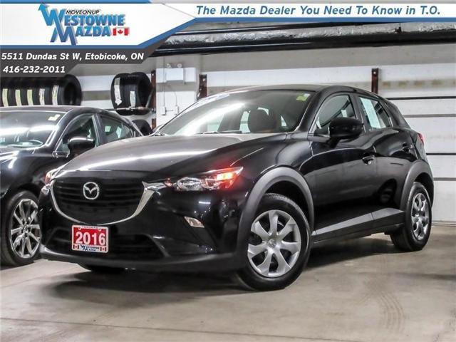 2016 Mazda CX-3 GX (Stk: P3874) in Etobicoke - Image 1 of 22