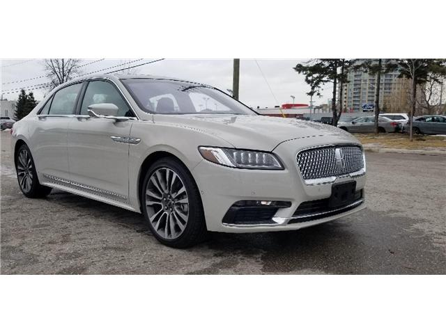 2019 Lincoln Continental Reserve (Stk: P8538) in Unionville - Image 1 of 24