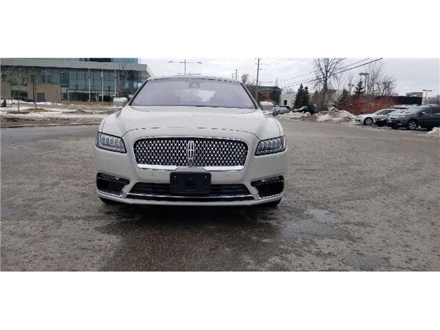 2019 Lincoln Continental Reserve (Stk: P8538) in Unionville - Image 2 of 24