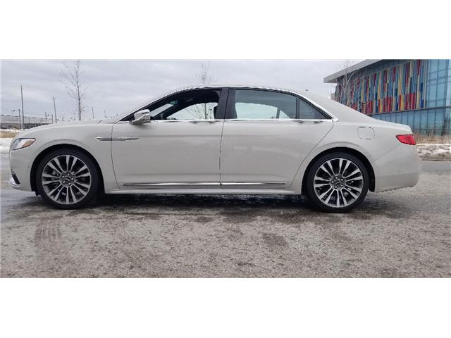 2019 Lincoln Continental Reserve (Stk: P8538) in Unionville - Image 4 of 24