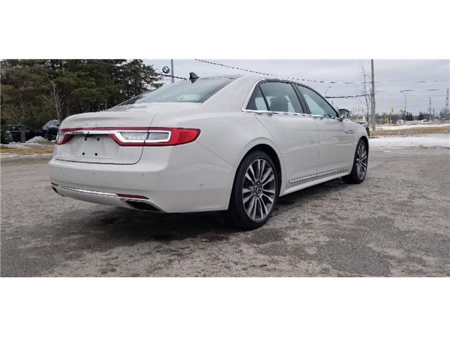 2019 Lincoln Continental Reserve (Stk: P8538) in Unionville - Image 7 of 24