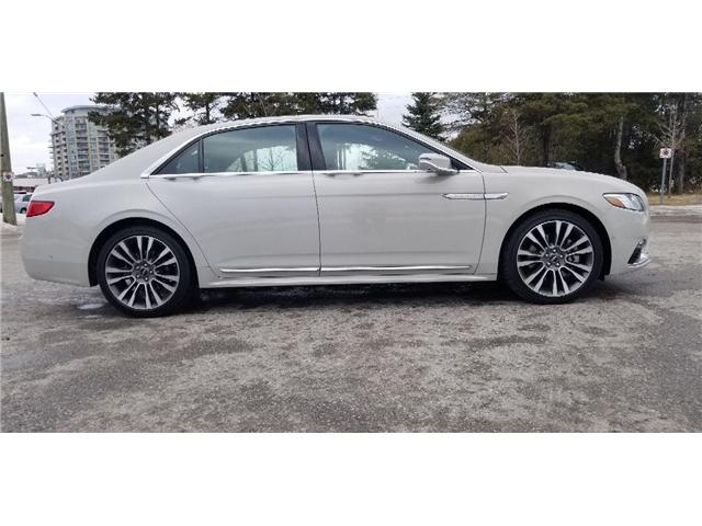 2019 Lincoln Continental Reserve (Stk: P8538) in Unionville - Image 8 of 24