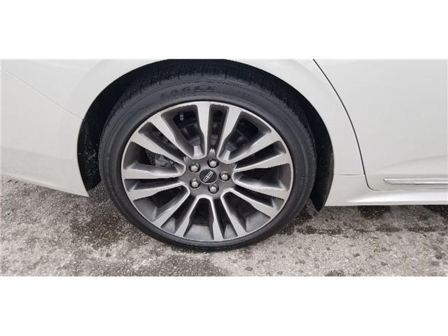 2019 Lincoln Continental Reserve (Stk: P8538) in Unionville - Image 16 of 24