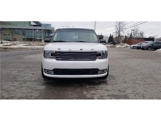2018 Ford Flex SEL (Stk: P8541) in Unionville - Image 2 of 23