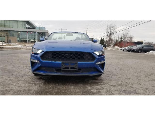 2018 Ford Mustang  (Stk: P8530) in Unionville - Image 1 of 4