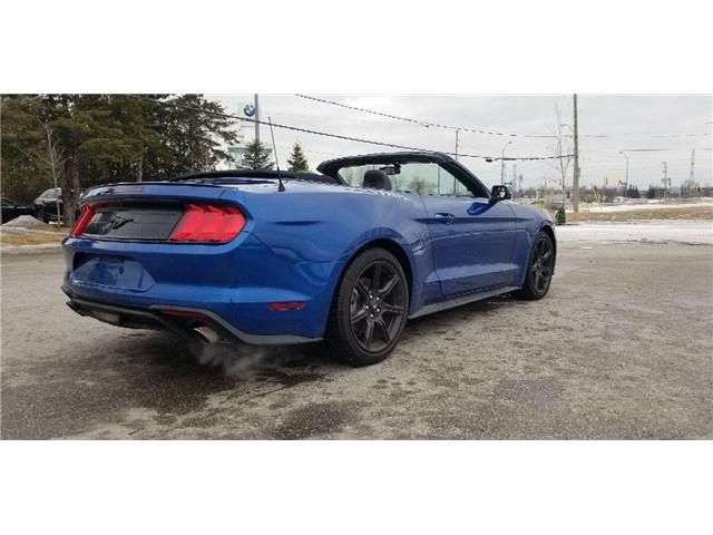 2018 Ford Mustang  (Stk: P8530) in Unionville - Image 2 of 4