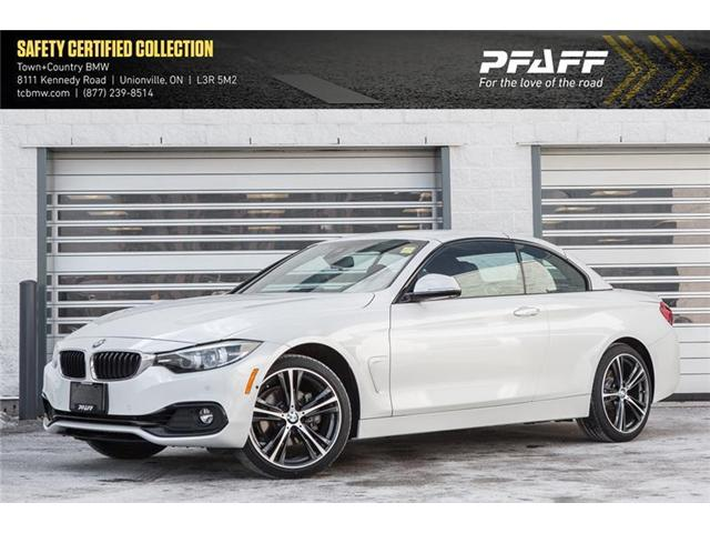 2018 BMW 430i xDrive (Stk: O11925) in Markham - Image 1 of 16