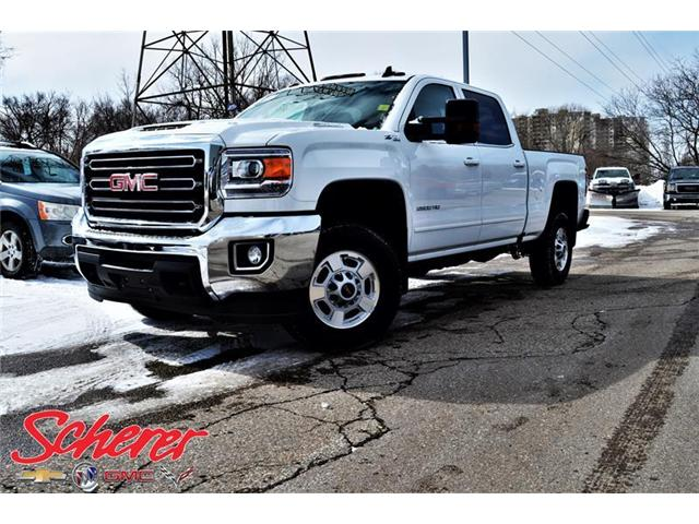 2019 GMC Sierra 2500HD SLE (Stk: 190600) in Kitchener - Image 1 of 8