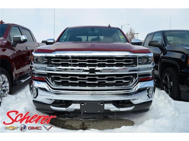 2018 Chevrolet Silverado 1500 1LZ (Stk: 1816160) in Kitchener - Image 1 of 8