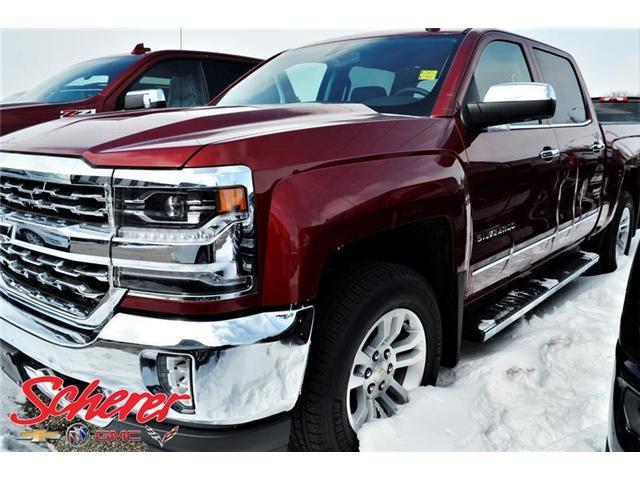 2018 Chevrolet Silverado 1500 1LZ (Stk: 1816160) in Kitchener - Image 2 of 8