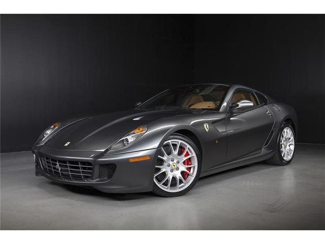 2007 Ferrari 599 GTB Fiorano F1A (Stk: MU1794A) in Woodbridge - Image 2 of 14