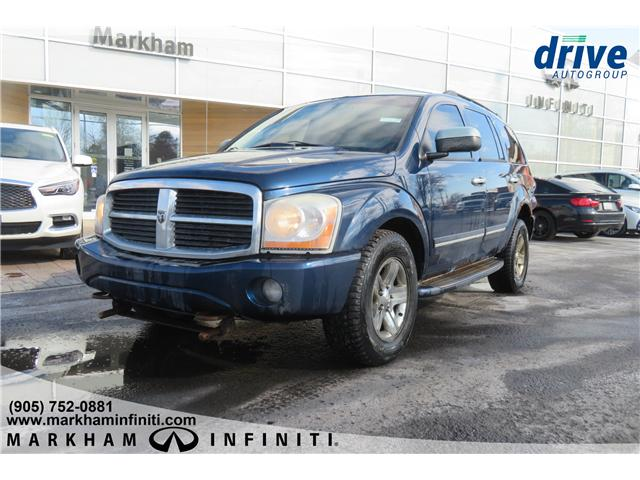 2005 Dodge Durango Limited (Stk: K261B) in Markham - Image 1 of 18