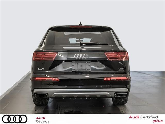2018 Audi Q7 3.0T Komfort (Stk: 51502) in Ottawa - Image 4 of 19