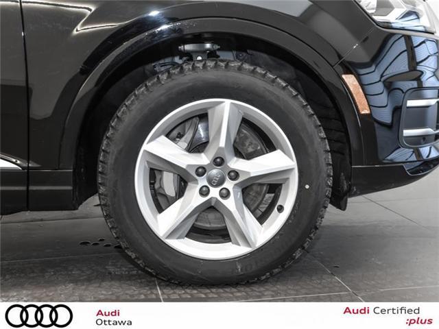 2018 Audi Q7 3.0T Komfort (Stk: 51502) in Ottawa - Image 7 of 19