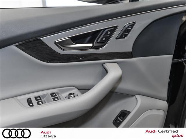 2018 Audi Q7 3.0T Komfort (Stk: 51502) in Ottawa - Image 8 of 19