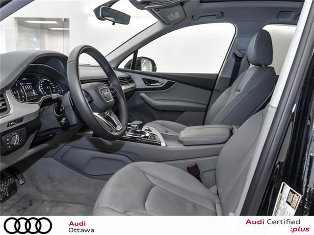 2018 Audi Q7 3.0T Komfort (Stk: 51502) in Ottawa - Image 10 of 19