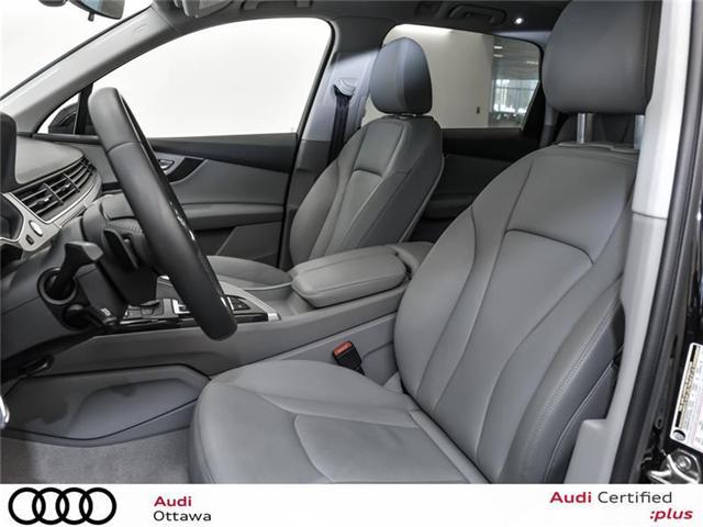 2018 Audi Q7 3.0T Komfort (Stk: 51502) in Ottawa - Image 11 of 19