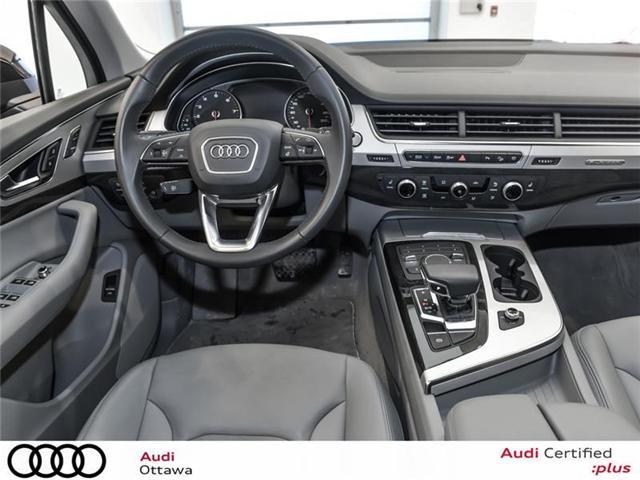 2018 Audi Q7 3.0T Komfort (Stk: 51502) in Ottawa - Image 12 of 19