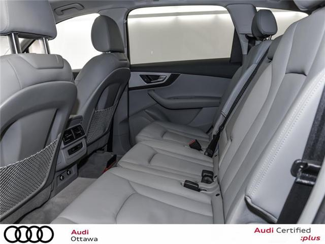 2018 Audi Q7 3.0T Komfort (Stk: 51502) in Ottawa - Image 13 of 19
