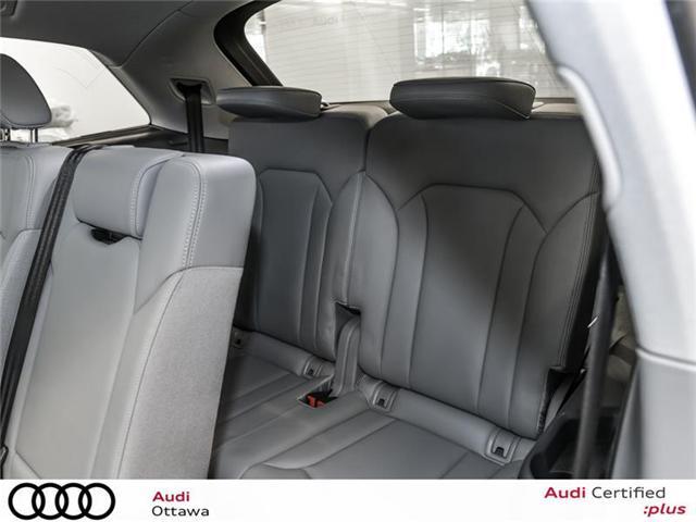 2018 Audi Q7 3.0T Komfort (Stk: 51502) in Ottawa - Image 14 of 19