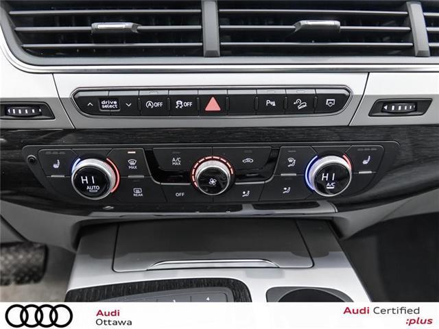 2018 Audi Q7 3.0T Komfort (Stk: 51502) in Ottawa - Image 16 of 19