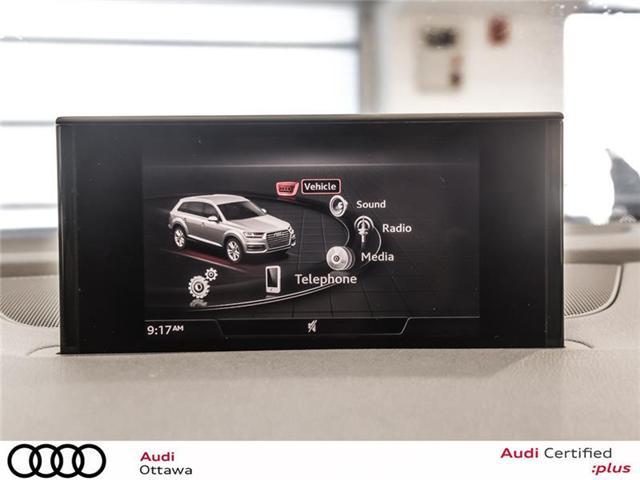 2018 Audi Q7 3.0T Komfort (Stk: 51502) in Ottawa - Image 17 of 19