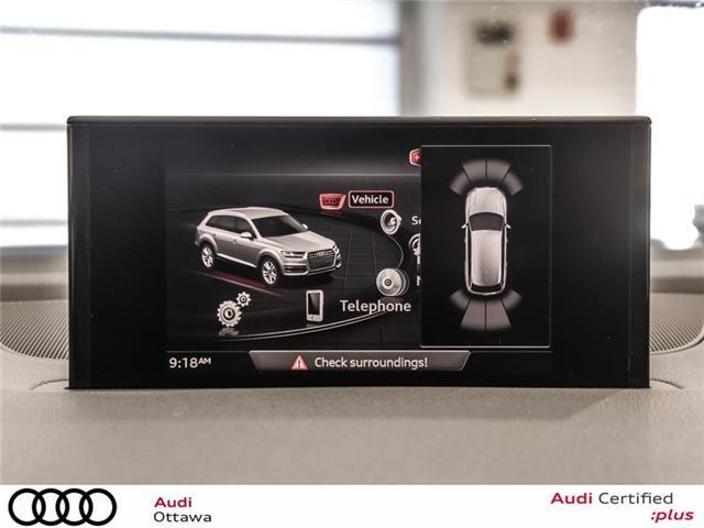 2018 Audi Q7 3.0T Komfort (Stk: 51502) in Ottawa - Image 18 of 19