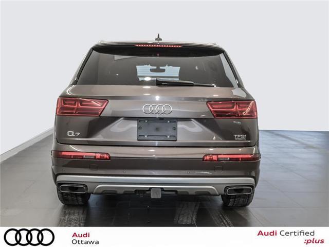 2018 Audi Q7 3.0T Komfort (Stk: 51781) in Ottawa - Image 4 of 20